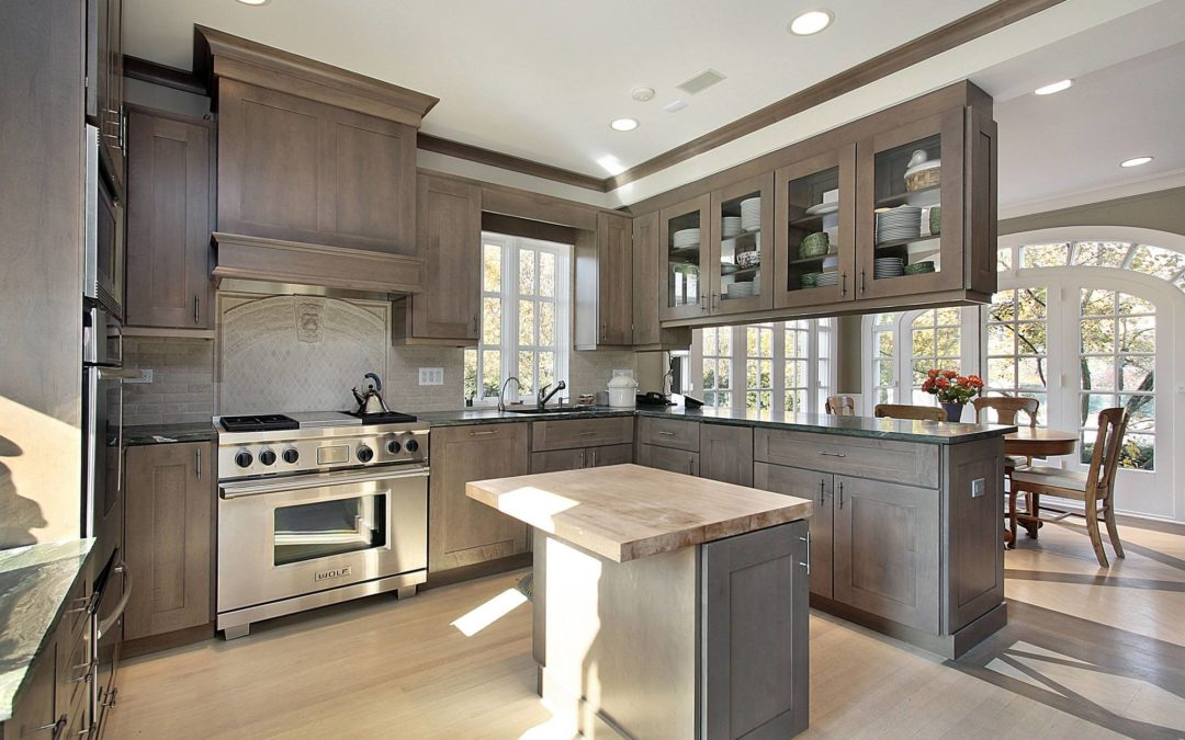 Kitchen Island Paradise