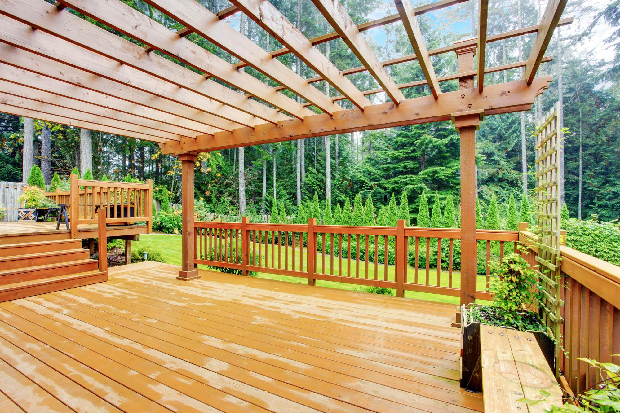 deck building and deck upgrades