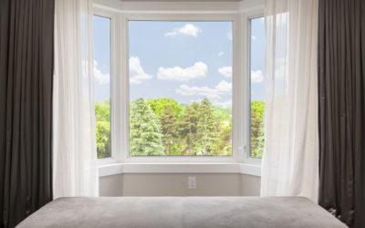 Beautiful Bay & Gorgeous Garden Windows