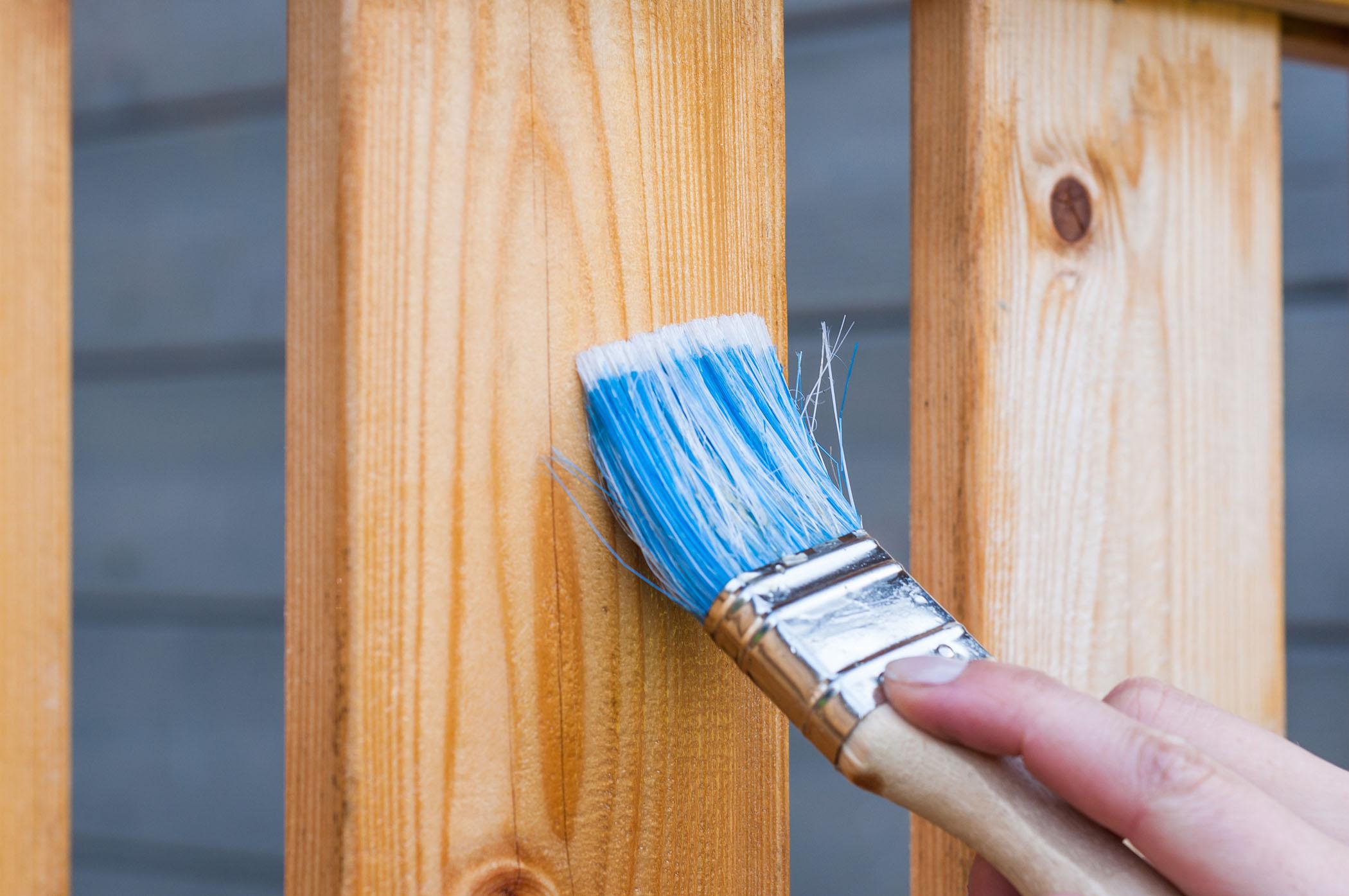 deck building & deck maintenance