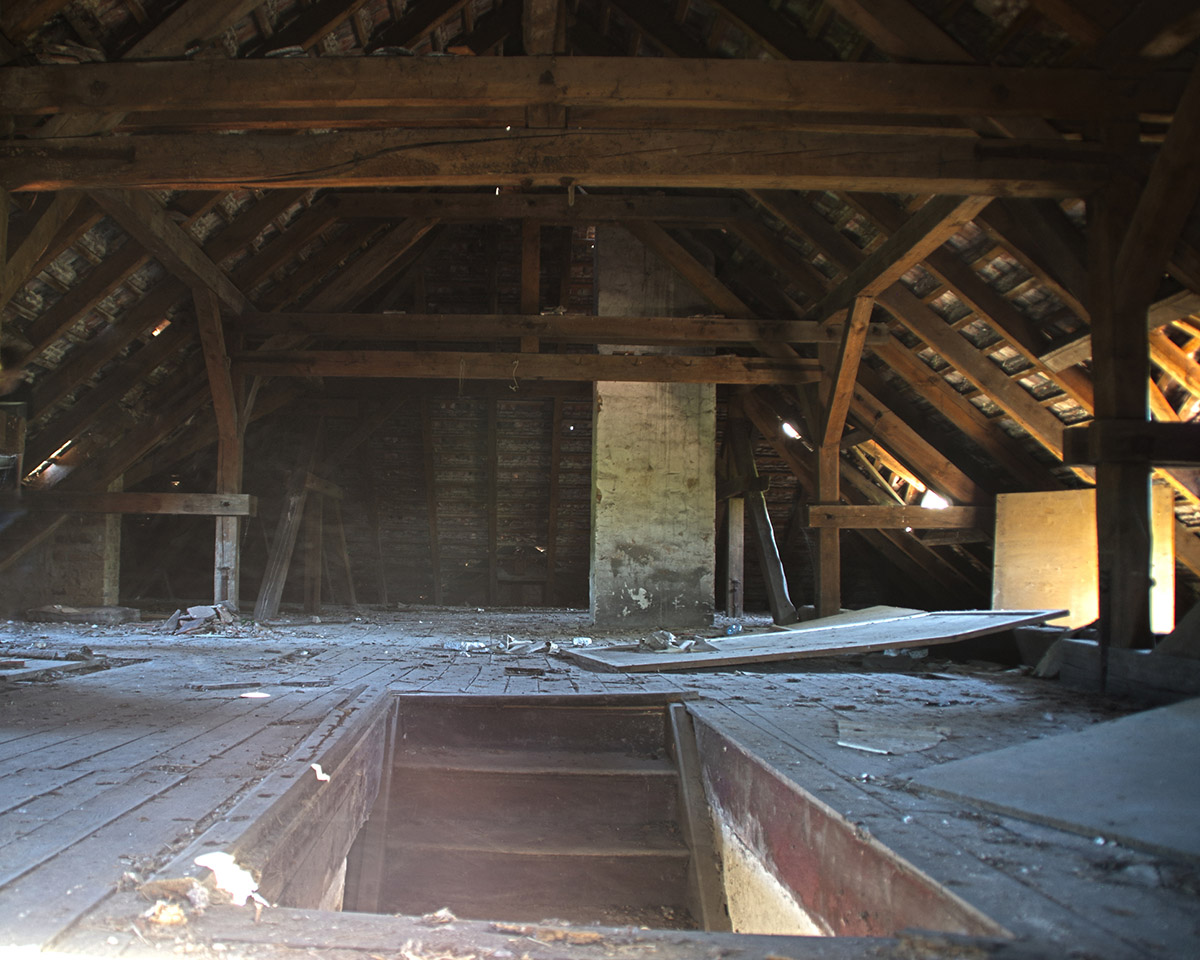 Home Repair And Restoration Repairing Your Attic Space